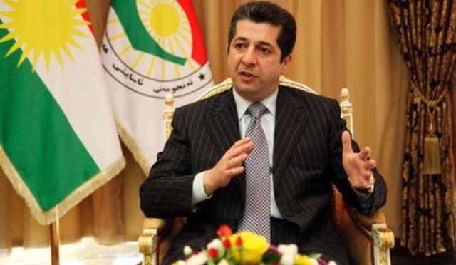 مقام  امنیتی کرد: روحیه پشمرگه ها در جنگ با داعش بالا است