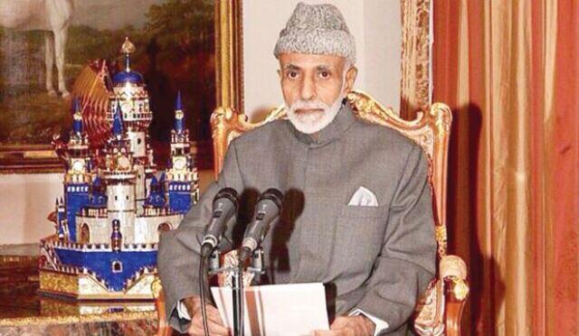 سلطان عمان در پیامی تلویزیونی درباره وضعیت سلامتی اش اطمینان خاطر می دهد