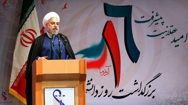 روحانی خطاب به دانشجویان: عهد ما با شما شکستنی نیست