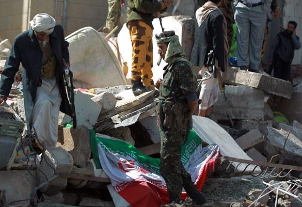 انفجار در محل زندگی سفیر ایران در یمن