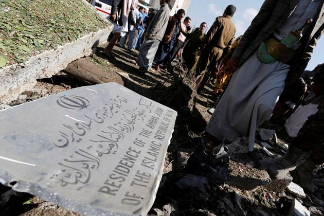 القاعده مسئول انفجار در محل زندگی سفیر ایران در یمن