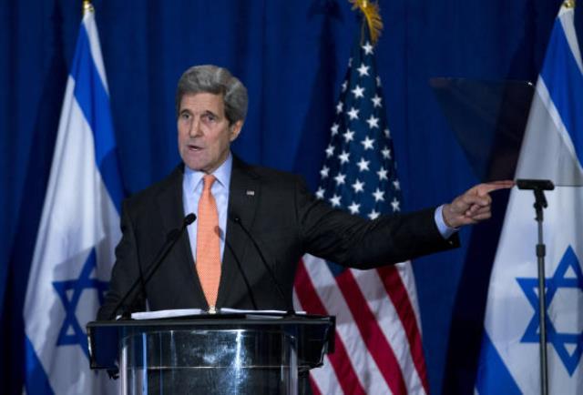 جان کری: مذاکرات با ایران روندی رو به جلو دارد