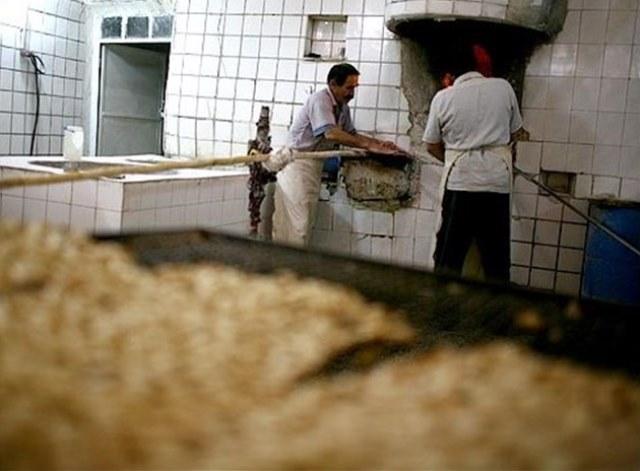 افزایش ۳۰ تا ۴۰ درصدی قیمت نان در ایران