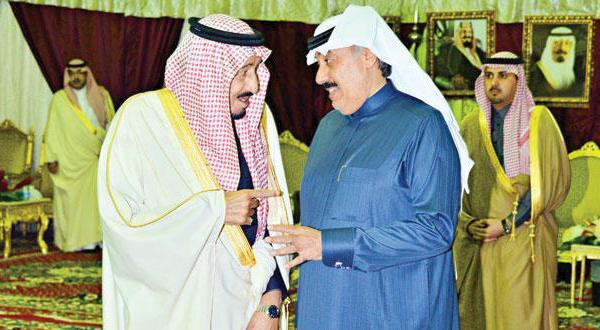 پس از التهاب ریوی، وضع جسمانی پادشاه عربستان سعودی پایدار است.. ولی عهد حال وی را جویا شد