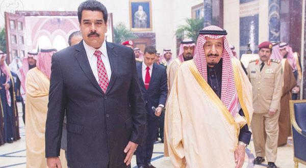 نشست عربستان- ونزوئلا برای بررسی تقویت روابط