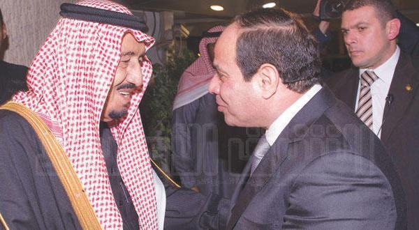 السیسی در ریاض از سلامت پادشاه عربستان اطمینان حاصل می کند