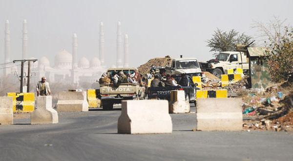 حوثی ها کودتا را ادامه می دهند .. و رئیس جمهور تسلیم نمی شود