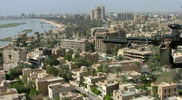 محله ای در بغداد اولین رویارویی عبادی با شبه نظامیان شیعه