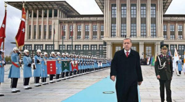 ترکیه: قانون بحث برانگیری به منظور ارتقاء {دولت پلیسی}