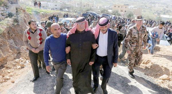 پادشاه اردن به «داعش» وعده می دهد که آنها را در مقرشان هدف قرار خواهد داد