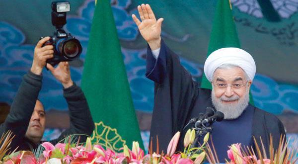 روحانی به دخالت در عراق و یمن و سوریه و لبنان اعتراف می کند