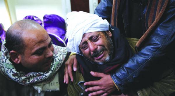 مصر به منظور «قصاص» داعش را هدف قرار می دهد