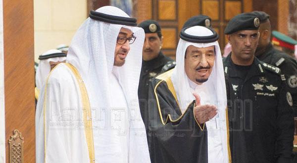 نشست عربستان – امارت درباره بحث و بررسی تحولات منطقه و بین المللی