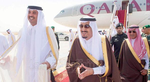 نشست عربستان – قطر برای بحث و بررسی تحولات خلیجی و منطقه ای