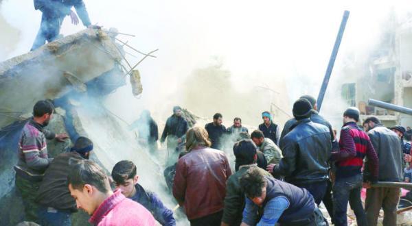 نقض امنیتی برای اولین بار در سنگر گاه اسد