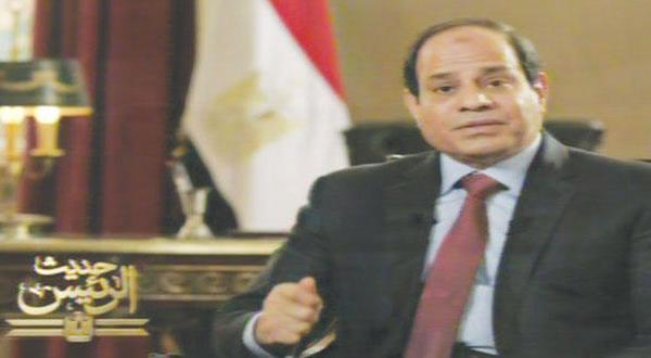 السیسی: به خلیج اهانت نمی کنیم و هیچ کس نمی تواند رابطه بین ما را برهم زند
