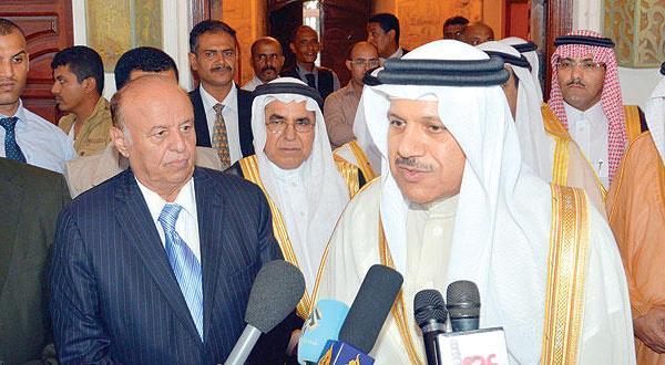 ریاض و دوحه سفارت های خود را به عدن منتقل می کنند و کشورهای خلیج در راه اند