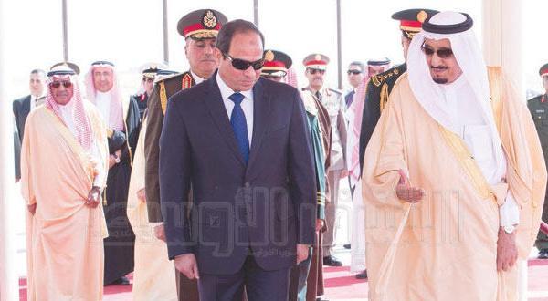 نشست عربستان- مصر  و تأکید بر عمق روابط استراتژیک