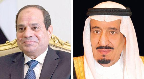 نشست عربستان- مصر در ریاض برای بررسی اوضاع یمن و امنیت خلیج
