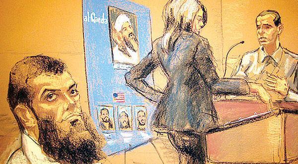 اتهاماتی به یکی از رهبران «القاعده» که بعضی از مواد مفجره را به نام های زنانه نامگذاری کرد