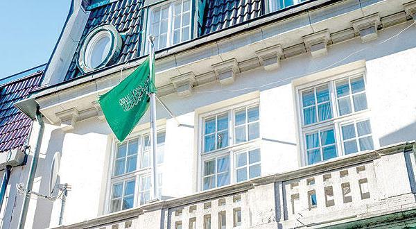 عربستان در پاسخ به اهانت وزیر خارجه سوئد سفیر خود را از این کشور فرا می خواند