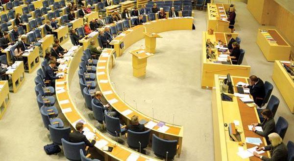 بحران در سوئد به علت اظهارات وزیر خارجه… معارضان خواستار استیضاح او می شوند