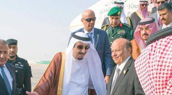 ملک سلمان… دستی برای صلح و دیگری با قاطعیت