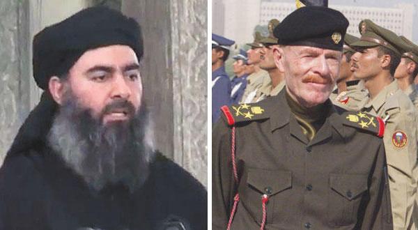 اطلاعاتی از رهبر «مرموز» بعثی که عملیات «داعش» را مدیریت می کند