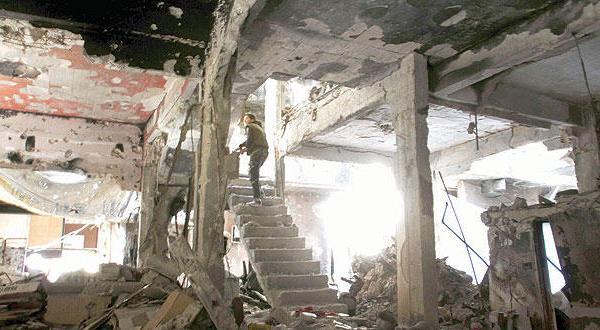 «غیبت قابل ملاحظه» سپاه پاسداران ایران در نبردهای سوریه