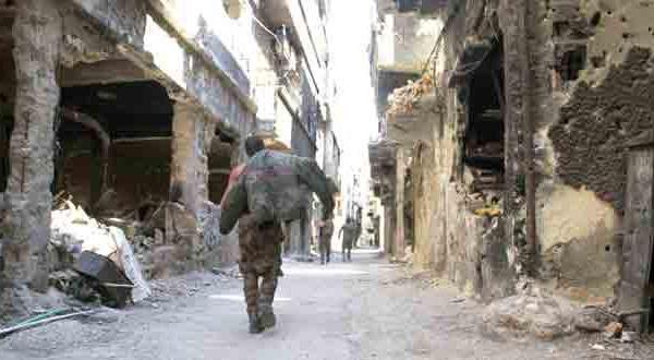 سازمان آزادی بخش فلسطین از رژیم سوریه می خواهد با «یرموک» مانند هر نقطه جغرافیایی دیگری در این کشور برخورد کند