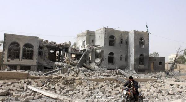 درگیری بین طرفداران مشروعیت و شورشیان حوثی در مناطق مختلف یمن