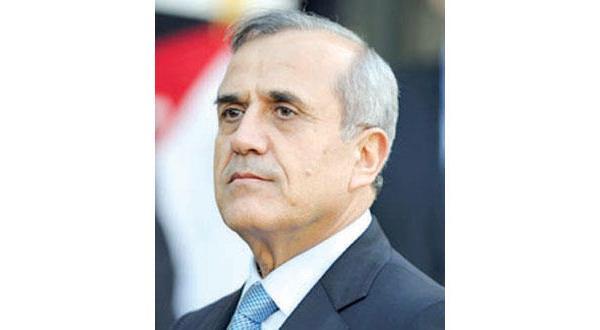 رئیس جمهور لبنان در صورت موافقت با اسمش آماده نامزدی است