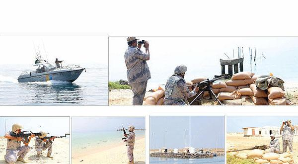 «الشرق الأوسط» در نوار مرزی دریایی با یمن: کنترل کامل به طور ۲۴ ساعته