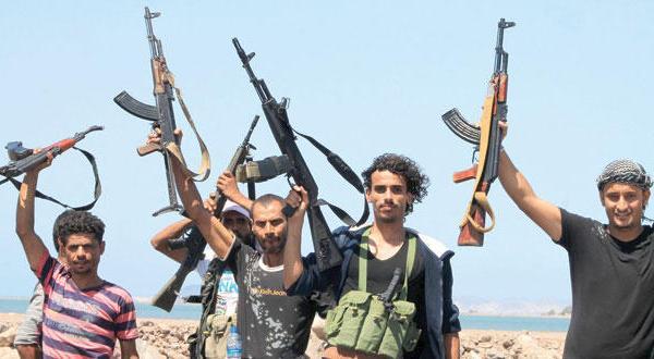 مقاومت یمن سلاح های با کیفیت دریافت می کنند… هماهنگی برای ایجاد {تیپ نظامی} در عدن