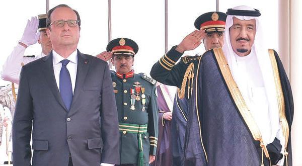 نشست خلیجی – فرانسوی در ریاض برای بررسی پرونده هسته ای ایران
