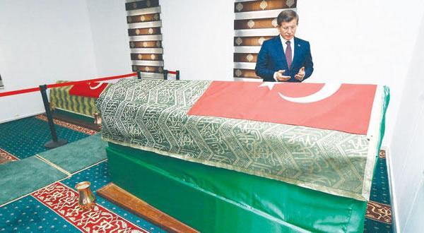 آنکارا: برای بازدید از آرامگاه جد بنیانگذار امپراتوری عثمانی از اسد اجازه نمی گیریم