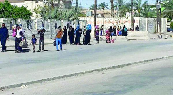 پس از یک سال و نیم مقاومت «مجتمع دادگاهی»  رمادی در دست «داعش»