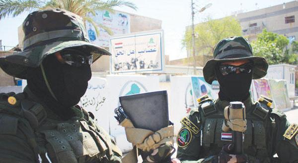مسابقه آمریکایی – ایرانی برای آزاد سازی بزرگ ترین استان عراق