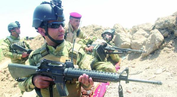 البغدادی رهبران بسیج مردمی را با حمله به بغداد و کربلا تهدید می کند