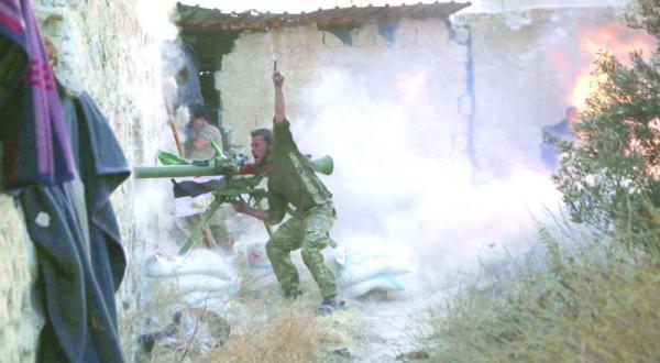 گشودن گره سوریه