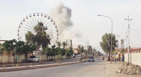 شاهدان به «الشرق الأوسط»: نیروهای ویژه رمادی را طی چند ساعت به «داعش» تسلیم کردند