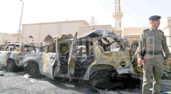 تروریسم دمام را هدف قرار می دهد… هشیاری اداره امنیت باعث خنثی شدن کشتار  در مسجد می شود