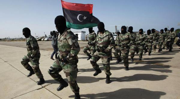 ارتش لیبی ترکیه را متهم می کند: در پشت استخدام افراط گرایان هستید