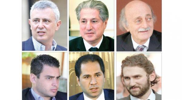 نسل جدیدی از خانواده های سیاسی لبنان برای «رهبری» آماده می شوند