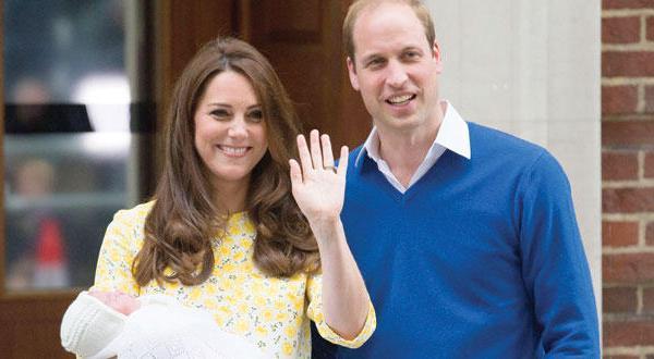بریتانیا: نوزاد تازه متولد شده دربار سلطنتی باعث افزایش سالیانه ۱۵۰ میلیون پوند به اقتصاد می شود