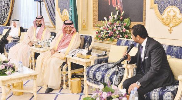 ولیعهد عربستان سعودی: تروریسم ما را متزلزل نمی کند و با شدت با آن برخورد خواهیم کرد