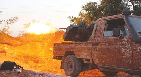 «دولت داعش»… ۳۰۰ هزار کیلومتر مربع در خاک عراق و سوریه