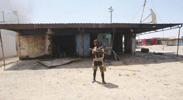 عراق: نقضی جدید با سوزاندن جسد و پلیس فدرال در دایره اتهام