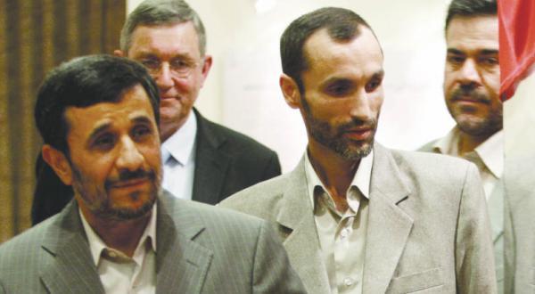 بازداشت حمید بقایی معاون رئیس جمهور سابق ایران در یک رسوایی مالی