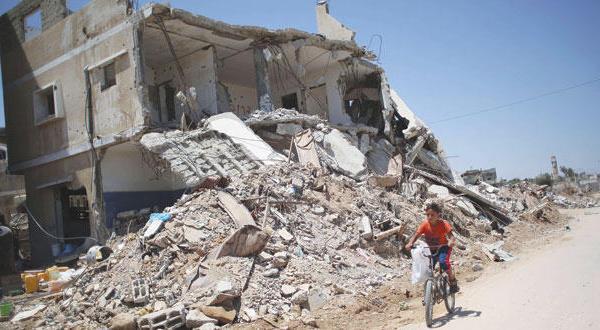حماس در ازای بندری شناور تمایل به آتش بس ۵ ساله با اسرائیل دارد